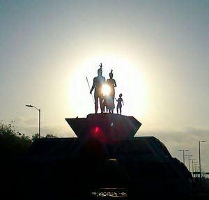 monumento al meztizaje chetumal quintana roo