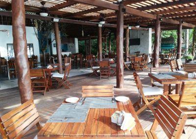 restaurante hotel rancho encantado
