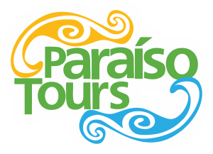 logotipo paraiso tours