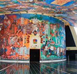murales congreso quintana roo