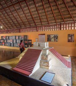 museo en calakmul quintana roo