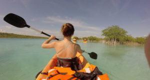 Kayak-Bacalar